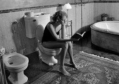 (Diaporama) Des dizaines de toilettes insolites exposés à la Bastille