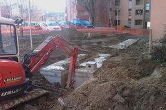 (Diaporama) Récupérations d'eau de pluie pour des espaces verts HQE - Batiweb