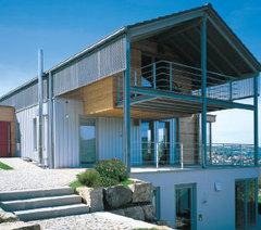 Solution d'isolation pour les façades ventilées