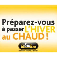 KILOUTOU, loueur de matériel pour les entreprises du BTP, de l'industrie et des collectivités présente sa GAMME DE CHAUFFAGE ! - Batiweb