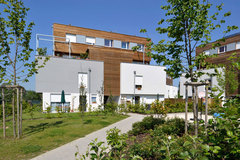(Diaporama) Strasbourg: les premiers logements BBC du Bas-Rhin - Batiweb