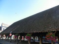 Un robot retire les mousses d'une vaste toiture en Essonne