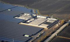 Une centrale photovoltaïque de 70 MW raccordée en 9 mois