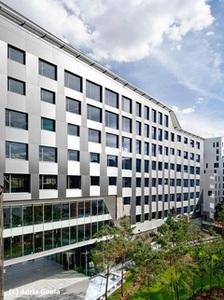 Ile Seguin-Rives de Seine : un nouvel ensemble de bureaux se dégage Batiweb