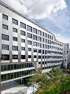 Ile Seguin-Rives de Seine : un nouvel ensemble de bureaux se dégage - Batiweb