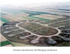 Un ancien aérodrome transformé en centrale photovoltaïque