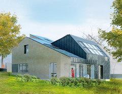 Velux construit une maison du futur en Ile-de-France - Batiweb