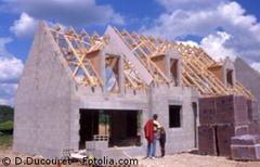 Construction: hausse des permis de construire et des ventes de logements
