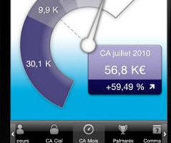 Une application smartphone pour être mobile et efficace