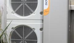 Pompe à chaleur aérothermie haute température & Inverter - Batiweb