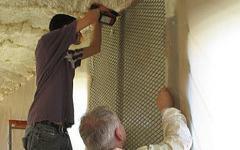 (Diaporama) Une mousse isolante pour un chantier à ossature bois - Batiweb