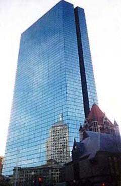 John Hancock Tower, la tour maudite de Boston - Batiweb