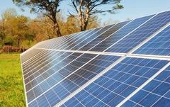 Une centrale solaire au sol de 8 MW dans les Landes - Batiweb