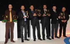 Cinq lauréats récompensés lors des Trophées Placo 2011 - Batiweb