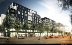 Trois immeubles BBC de la ZAC Claude Bernard inaugurés - Batiweb