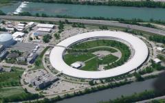 Début des travaux spécifiques au synchrotron de Grenoble - Batiweb