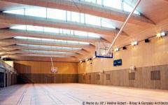 Le nouveau Centre sportif de la ZAC Pajol inauguré