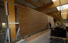 Nouvelle usine de murs à ossature bois pour Trecobat