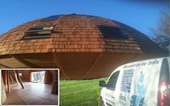Deux chantiers de rénovation de sols à découvrir Batiweb