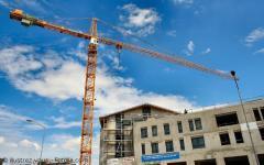 Logements neufs : mises en chantier et permis de construire au ralenti - Batiweb