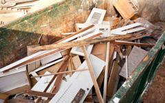 Le diagnostic des déchets de démolition désormais en application Batiweb