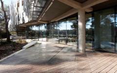 Un saturateur pour la protection des terrasses en bois
