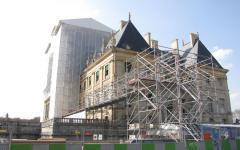 Vaux-le-Vicomte : défi technique pour les échafaudages Batiweb