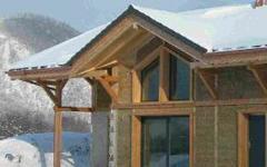 Constructions en paille : l'application des règles professionnelles - Batiweb