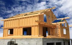 La construction bois tire le BTP vers le haut