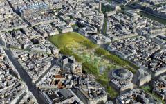 Canopée des Halles : la poursuite du projet autorisée Batiweb