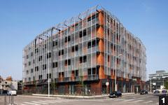 Atrium Gerland, WICONA au coeur d'un projet tertiaire unique à Lyon Batiweb