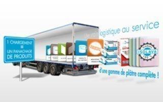 Une vraie logistique au service d'une gamme complète  - Batiweb
