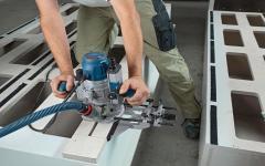 Nouvelles défonceuses de 1600 W Bosch