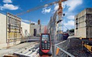 Un distancemètre hyper-technologique pour vos chantiers