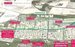 Paris-Saclay : six groupements d'opérateurs retenus pour des logements étudiants  - Batiweb