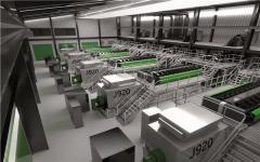 Expansion d'une usine municipale de cogénération en Allemagne