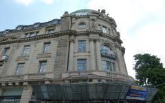 Les bureaux de l'Hôtel des Postes de Lille réhabilités en logements BBC