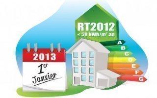 Les conséquences de la RT 2012 sur la destination des ouvrages (1/3) - Batiweb