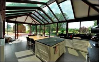 Un client sur deux préfère une veranda à une extension - Batiweb