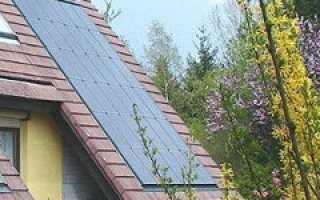 Le solaire, nouvelle énergie pour la climatisation