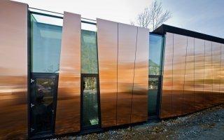 Réalisations architecturales en cuivre : les 10 finalistes dévoilés Batiweb