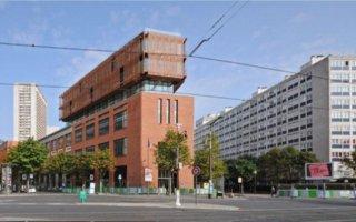 Les anciens ateliers de l'usine Panhard rénovés et agrandis - Batiweb