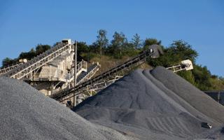 Granulats recyclés : deux tiers des déchets du BTP sont traités