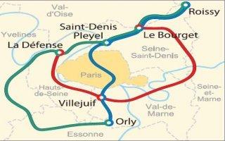 Grand Paris : 15 à 20 000 emplois directs par an - Batiweb