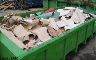 La filière de recyclage des revêtements de sol PVC atteint sa maturité Batiweb