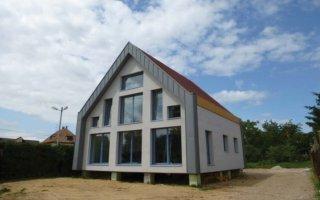 La maison passive qui répond à une triple labellisation européenne - Batiweb