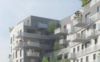 Un immeuble aux appartements modulables en projet à Lille