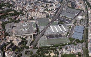 Le projet de rénovation du Parc des expositions de la Porte de Versailles dévoilé Batiweb