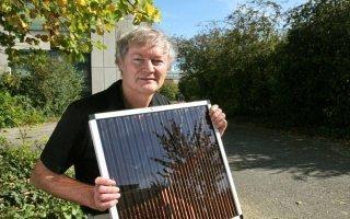 Récompense pour l'inventeur de la cellule solaire à pigment photosensible