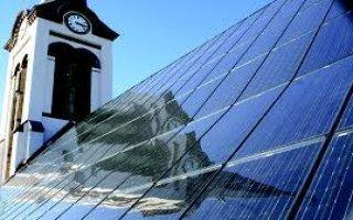 Photovoltaïque : naissance d'un géant européen